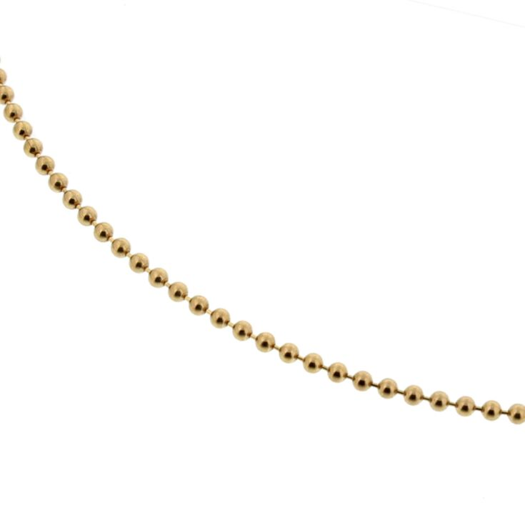 Necklace Chain Sale - Bead Chain