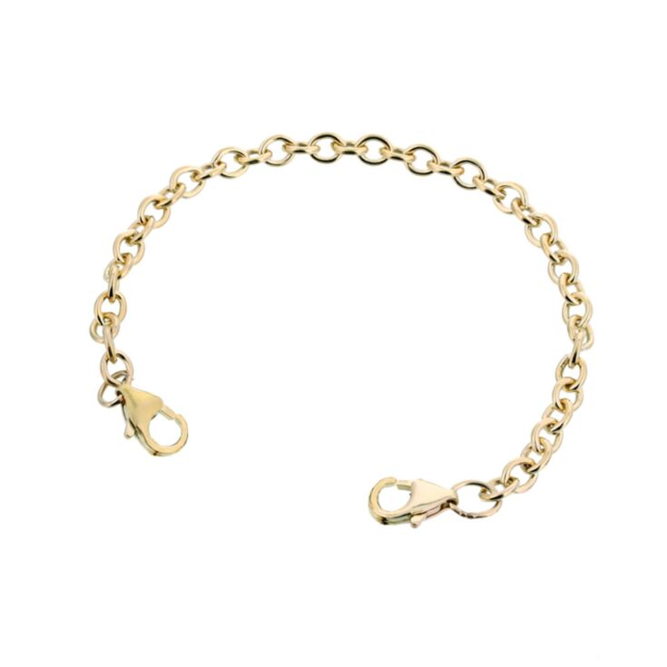 10ct Gold-Filled Mingle Cable Band